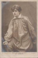 POSTCARD  ACTRESSES  Gertrude Elliott as Carrots
