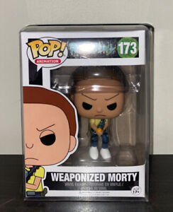 RICK AND MORTY - Weaponized Morty #173 Pop Vinyl