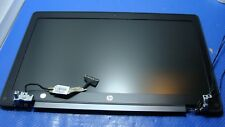 "HP ZBook 15.6"" 15 Genuine Laptop Matte LCD Screen Complete Assembly GLP*"