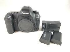 Canon EOS 5D Mark II 21.1 MP Digital SLR Camera - (Body Only) Low Shutter 36%