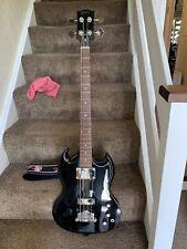 Gibson SG Bass Standard 2005 BLACK  W/ Original Hard case