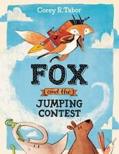 Fox and the Jumping Contest (Hardback or Cased Book)