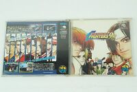 The King Of Fighters 98 NCD SNK Neogeo CD From Japan