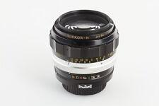 Nikon non-AI 85/1,8 Nikkor-H // 24800,21