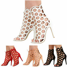 Women's Synthetic Leather No Pattern Special Occasion Heels