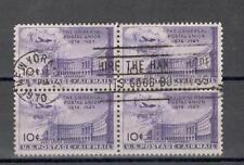 R6970 - USA 1949 - QUARTINA AEREA - VEDI FOTO