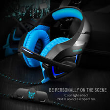 Gaming Headset Music Headphone Mic For PC Laptop PS3 PS4 Xbox 360E one AU Stock