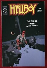 Hellboy: The Third Wish (2002) #1 - Comic Book - Mike Mignola - DH Comics