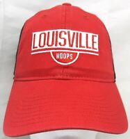 Louisville Cardinals NCAA Adidas adjustable cap/hat