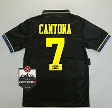 Maglia Manchester United Cantona 1993-1995 - Calcio Vintage Retro Jersey Kick