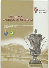 Orig.PRG   Portugal Supercup 2006  FINALE  VITORIA SETUBAL - FC PORTO  !!  TOP