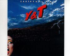 CD Y & TearthshakerJAPAN  2002 EX+( NO OBW) (B2572)