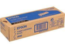 TONER ORIGINALE EPSON BLACK 0630 ~2500 PAGINE