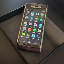 Smartphone Vertu Signature Touch Alligator 64GB Android Luxury Phone.