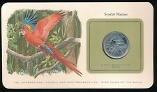 Belize Bird Coins of The World 1980 $1 Dollar Special UNC Low Mintage 761 Rare