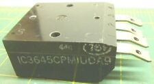 HYSTER HY0368846 DRIVER RB CONTROL PANEL FOR E40-60XL #50300