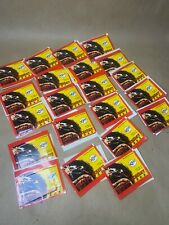 Mortal Kombat Argentina STICKERS - 20 packs - VERY RARE - Import