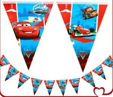 4m Cars Lightning McQueen Happy Birthday Banner Party Decoration Supplies