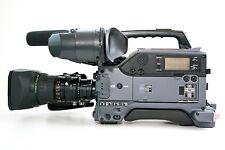 Sony DSR390 16X, DVCAM/MiniDV, Lens, Microphone