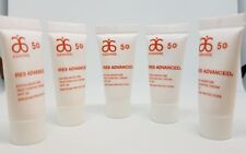 5x 3ml Arbonne RE9 Advanced EXTRA MOISTURE RESTORATIVE CREAM - VEGAN - RRP