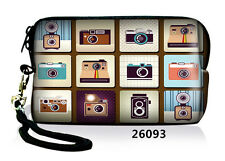 Soft Camera Case Pouch For CANON PowerShot S120 SX280 SX600 SX700 SX710 SX610 HS