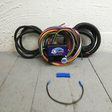 12v 18 Circuit 12 Fuse Universal Wiring Harness Kit 1934 buick ford rat rod