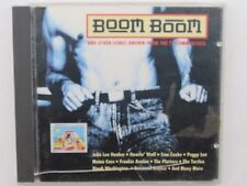Various Artists - Boom Boom (Songs Known From TV Commercials) CD