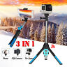 bluetooth Remote Control Extendable Selfie Stick Monopod Tripod For Cell Phone