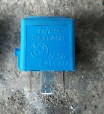 BMW E46 318I BLUE RELAY 6915327