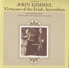 John Kimmel - John Kimmel - Virtuoso of the Irish Accordion [New CD]