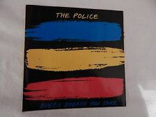 """THE POLICE """"Every Breath You Take"""" PICTURE SLEEVE! BRAND NEW! ONLY NEW COPY eBAY"""