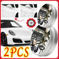2Pcs Car Coating Wax Anti Scratch Car Polish Liquid Nano Ceramic Coat Detailing*