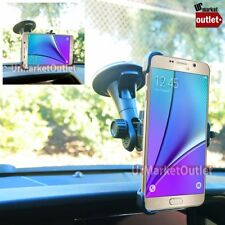 Car Windshield Mobile Phone Long Mount Holder Fit Samsung Galaxy Note 5 SM-N920T