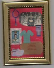 Nurse Tribute-Framed Art-Nursing 4 cent stamp-Collectible-Free Ship