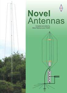 Novel Antennas Book - Interesting and different Aerials for Amateur / Ham radio