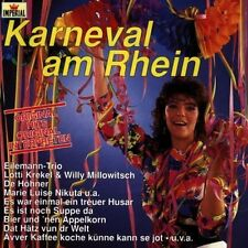 Karneval am Rhein (1985) Colonia-Orch./Rheinland-Chor, Jupp Schmitz, Lott.. [CD]