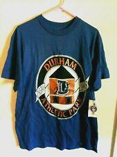 Nueva etiqueta Camisa De Béisbol Vintage 1993 Durham Bulls 1939-1993 Old Ball Park grandes