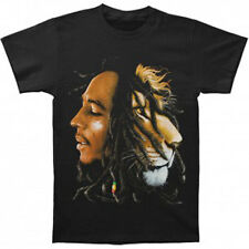 BOB MARLEY - Profiles T-shirt - NEW - SMALL ONLY