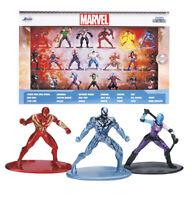 Jada Toys Nano Metal figs Marvel Classic Comic Diecast Figures 20 Pack NEW 2020