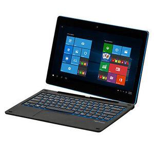 Nextbook Flexx 11 64GB, Wi-Fi, 11.6in - Black