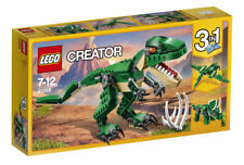 Lego Creator Mighty Dinosaur Kid Child Playset Toy Create Build Learn Fun Play
