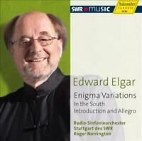 ELGAR: ENIGMA VARIATIONS; IN THE SOUTH; INTRODUCTION AND ALLEGRO USED - VERY GOO