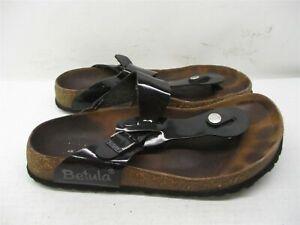 Flip Flop Upper Leather Sandals