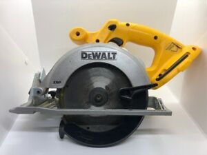 DeWALT 18V Cordless Circular Saw DC390 *Battery Not Included* (CGM016948)