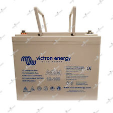 Batterie eolienne Victron AGM super CYCLE 12v 100ah 260x168x215mm