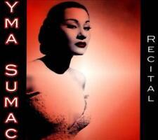 YMA SUMAC - RECITAL [DIGIPAK] NEW CD