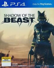 Shadow of The Beast PS4 English Subtitles Physical Game Disc REGION FREE