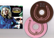 Madonna Music CD 2 disc Europe special limited ed. 9362-48135-2 remixes enhanced