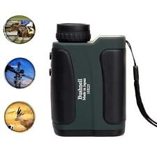 700m Laser Range Finder Laser Distance 10x25 Rangefinder for Hunting Golf Speed