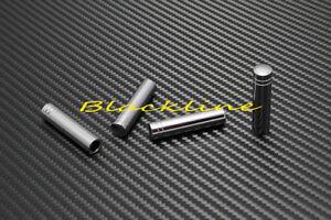For 07-12 Mercedes Benz GL Class X164 350 450 550 Chrome Metal 4 Door Lock Pins